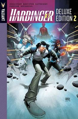 Harbinger Deluxe Edition (2012-2015) #2