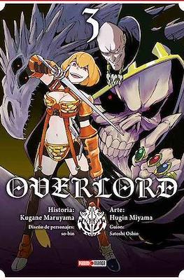 Overlord (Rústica con sobrecubierta) #3