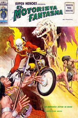 Super Héroes Vol. 2 #3