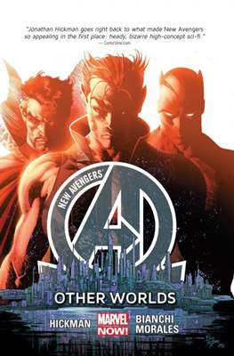 New Avengers Vol. 3 (Softcover) #3