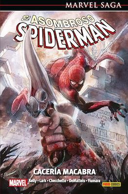 Marvel Saga: El Asombroso Spiderman (Cartoné) #28