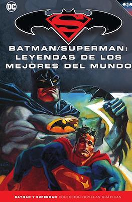 Batman y Superman. Colección Novelas Gráficas (Cartoné) #52