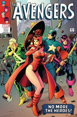 The Avengers Vol. 7 (2016-2018) (Comic-book) #3.1