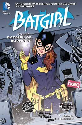 Batgirl Vol. 4 (2011) (Digital collected) #1
