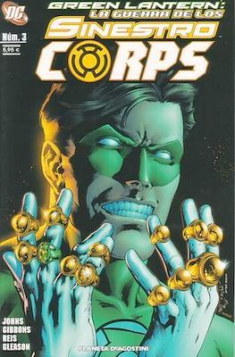 Green Lantern. La guerra de los Sinestro Corps (Grapa 96 pp) #3
