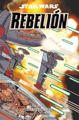 Star Wars. Rebelión (Rústica 128-104 pp) #3