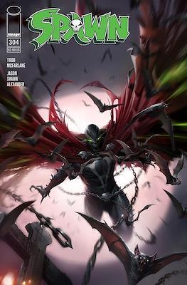 Spawn (Comic Book) #304