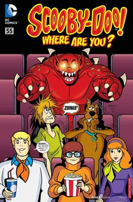 Scooby-Doo! Where Are You? (Comic Book) #55