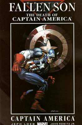 Fallen Son: The Death Of Captain America (Comic Book) #3
