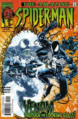 The Amazing Spider-Man Vol. 2 (1999-2014) (Comic-Book) #19