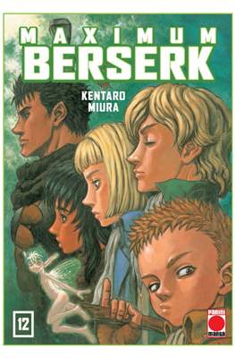 Maximum Berserk (Rústica con sobrecubierta) #12