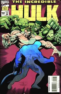 The Incredible Hulk Vol.1 (Saddle-stitched. 1962-1999) #425