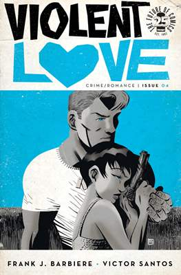 Violent Love (Comic-book) #4