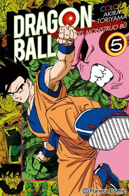 Dragon Ball Color: Saga del Monstruo Bû (Rústica con sobrecubierta) #5