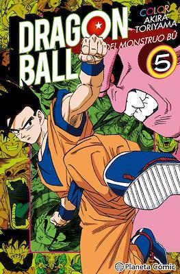 Dragon Ball Color: Saga del Monstruo Bû (Rústica con sobrecubierta) #5