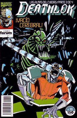 Deathlok (Grapa. 17x26. 24 páginas. Color.) #12