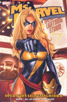 Ms. Marvel (Vol. 2 2006-2010) (Softcover) #3
