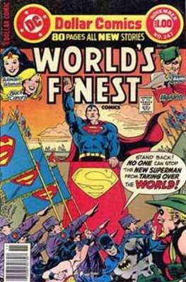 World's Finest Comics (1941-1986) (Comic Book) #247