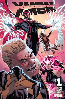 Uncanny X-Men (Vol. 4 2016-2017) (Comic-book) #1