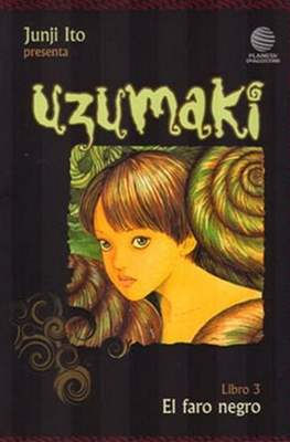 Uzumaki (Rústica 96-128 pp) #3