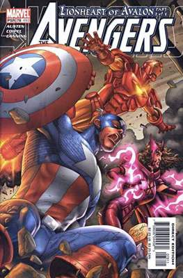 The Avengers Vol. 3 (1998-2004) (Comic-Book) #78