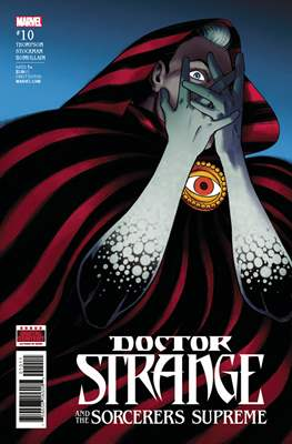 Doctor Strange and the Sorcerers Supreme (Comic Book) #10