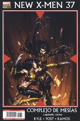 New X-Men: Academia / New X-Men (2005-2008) (Grapa) #37