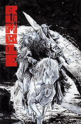 Rumble Vol. 2 (2017- Variant Cover) (Comic Book) #17.2