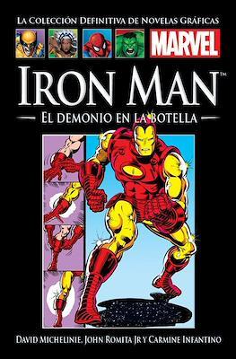 La Colección Definitiva de Novelas Gráficas Marvel