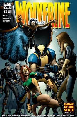 Wolverine / Dark Wolverine (2003-2010) (Digital) #25