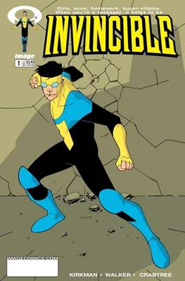 Invincible (Digital) #1