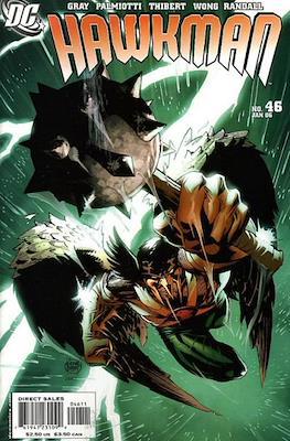 Hawkman Vol. 4 (2002-2006) (Comic book) #46