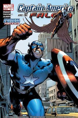 Captain America and The Falcon (Comic-book) #12