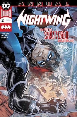 Nightwing Vol. 4 Annual (2018-) (Comic Book) #2