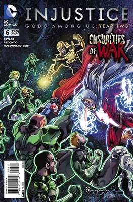 Injustice: Year Two Vol 1 #6