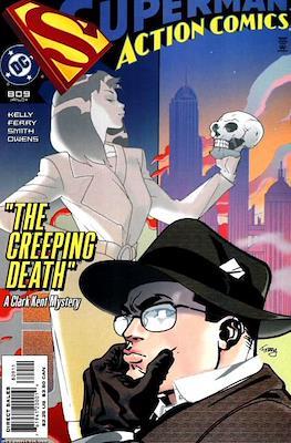 Action Comics Vol. 1 (1938-2011; 2016-) (Comic Book) #809