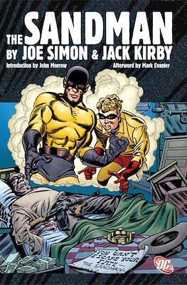 The Sandman by Joe Simon & Jack Kirby