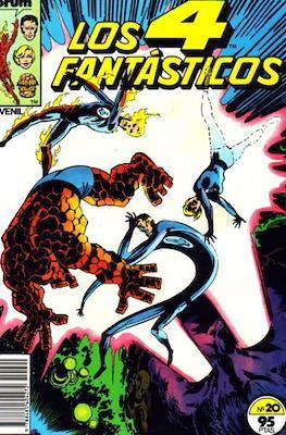 Los 4 Fantásticos Vol. 1 (1983-1994) (Grapa 36-32-24 pp) #20