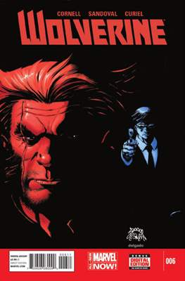 Wolverine (2014) (Comic Book) #6