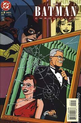 The Batman Chronicles (1995-2000) (Grapa) #5