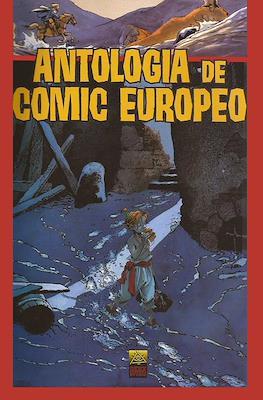Antología de Comic Europeo