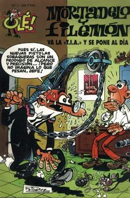 Mortadelo y Filemón. OLÉ! (1993 - )