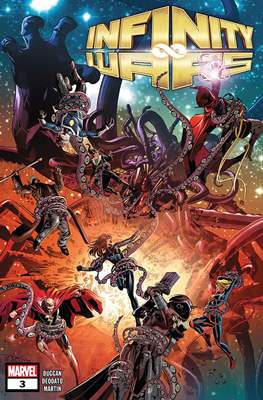 Infinity Wars (Comic book) #3