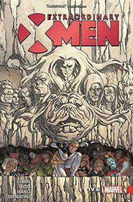 Extraordinary X-Men (2016) (Softcover 112-160 pp) #4