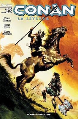 Conan. La Leyenda (Grapa 28-116 pp) #23