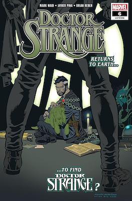 Doctor Strange (Vol. 5 2018-) (Comic book) #6