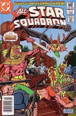 All-Star Squadron Vol 1 #6