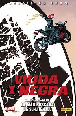Viuda Negra. 100% Marvel HC (2017) (Cartoné 136 pp) #1