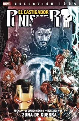 El Castigador. 100% Marvel (2012-2016). (Rústica con solapas) #3