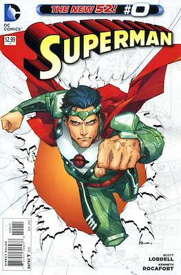 Superman Vol. 3 (2011-2016) (Comic Book) #0